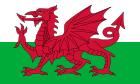Знамето на Уелс