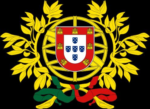 Гербът на Португалия