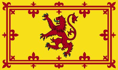 Гербът на Шотландия